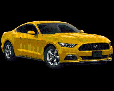 Pre-Owned 2017 Ford Mustang EcoBoost Premium RWD 2D Coupe