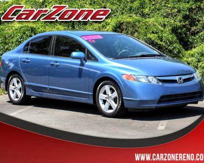 Used 2006 Honda Civic Sdn EX AT