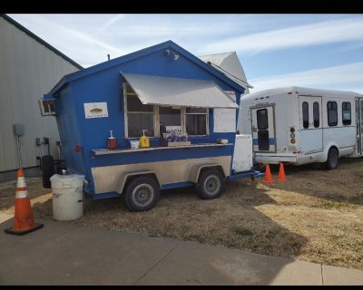 Equipped Food Trailer and Bus Unit in Canton, KS