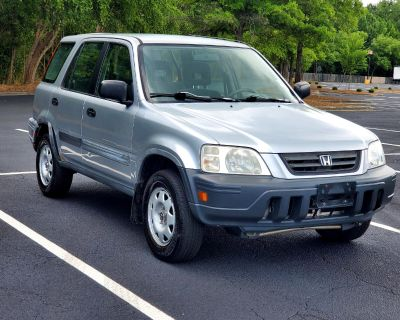 Used 2001 Honda CR-V 2WD LX Auto