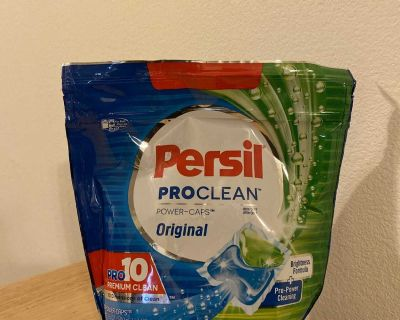New Persil Proclean Power Caps (20 power caps) your