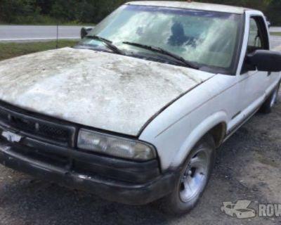 1999 Chevrolet S10 Pickup