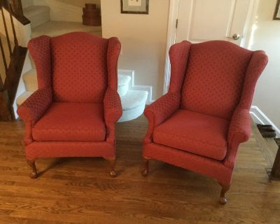 Wingback Chairs- Pennsylvania House