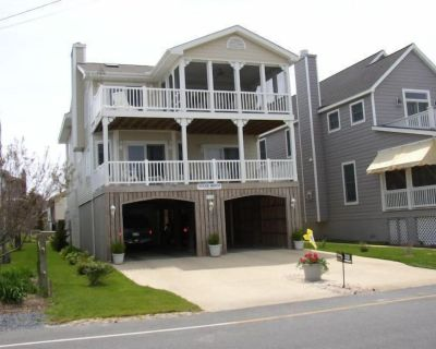 Ocean Watch. Large family home in downtown Bethany. 116 Fifth street - Bethany Beach