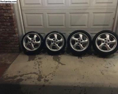 Porsche twist 17 wheels