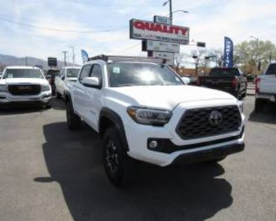2020 Toyota Tacoma TRD Off Road Double Cab 5' Bed V6 2WD Automatic