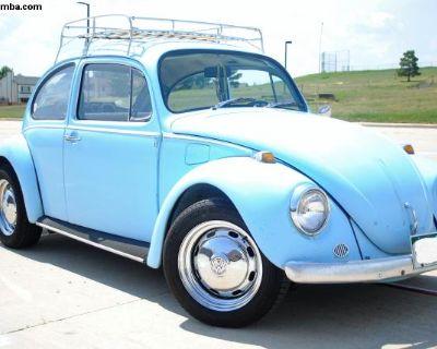 1971 Bug 2nd Owner