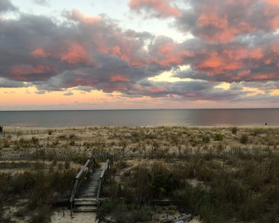 Beach Front...ocean View! No Need to Worry About Social Distancing! - Rehoboth by the Sea