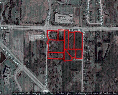 Waukesha County Build to Suit Site for Sale or Lease