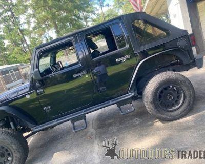FS Jeep Best top trektop slant back sunrider top