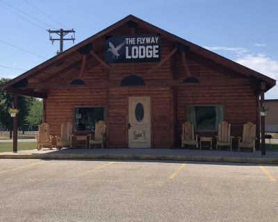The Flyway Lodge - Fountain City, WI - Fountain City
