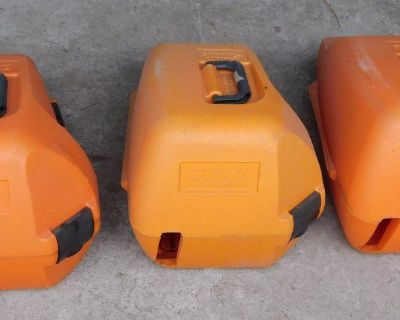 Stihl Chainsaw Cases Holders Heavy Duty Carrying Case/Cover/Holder