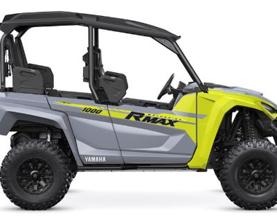 2022 Yamaha Wolverine RMAX4 1000 R-Spec Utility Sport Waynesburg, PA