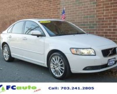 2008 Volvo S40 2.5L Turbo Automatic AWD