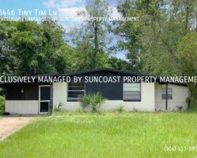 6446 Tiny Tim Ln, Jacksonville, FL 32210 3 Bedroom House