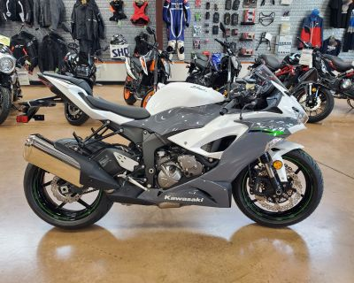 2021 Kawasaki Ninja ZX-6R Supersport Evansville, IN