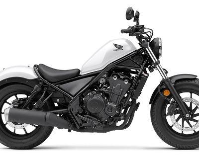 2021 Honda Rebel 500 ABS Cruiser Austin, MN