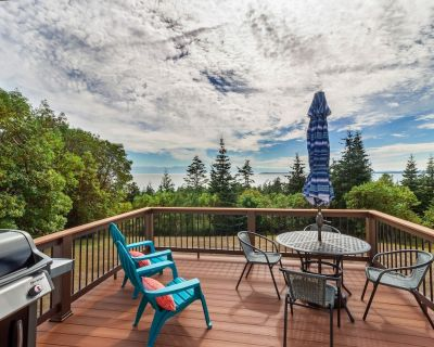 Newly Listed! Amazing West Side Views! (Haven on Hannah) - Friday Harbor
