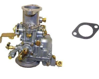 Crown Automotive J0923808 Carburetor Fits 53-71 Cj-3b Cj3 Cj5 Cj5a Cj6 Cj6a