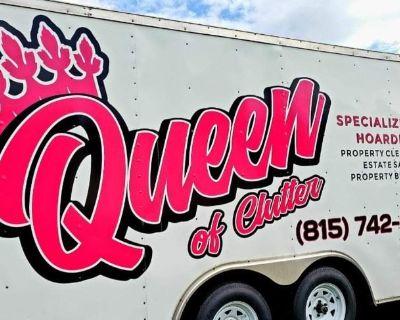Queen of Clutter Specializing in Hoarders