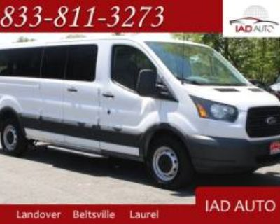 "2017 Ford Transit Passenger Wagon T-350 XLT with Swing-Out RH Door 148"" Low Roof"