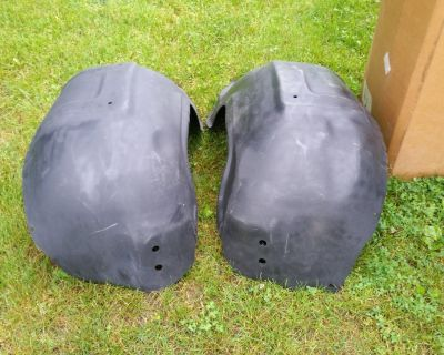 1968 69 70 71 72 Chevy Chevelle SS El Camino Front Inner Fenders 454 350 402