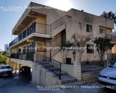 724 Bernard St #3, Los Angeles, CA 90012 1 Bedroom Apartment