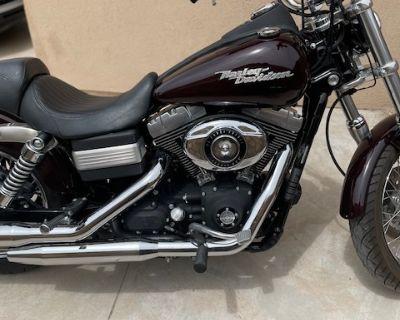 2007 Harley-Davidson STREET BOB DYNA
