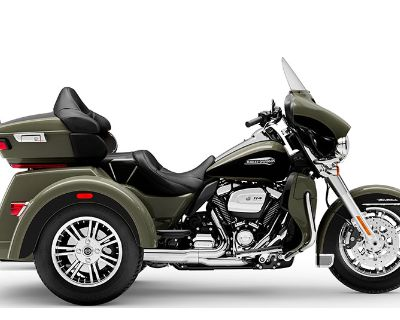 2021 Harley-Davidson Tri Glide Ultra 3 Wheel Motorcycle Scott, LA
