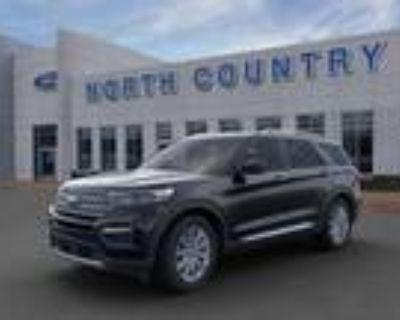 2021 Ford Explorer Black