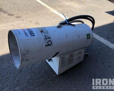 2015 (unverified) L.B. White CP170 Space Heater