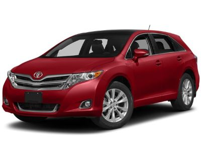 Pre-Owned 2014 Toyota Venza LE AWD Sport Utility