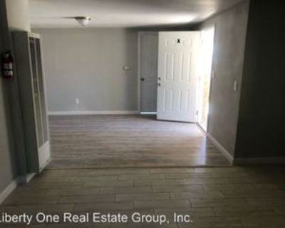 1620 Orange Dr #B, Bakersfield, CA 93305 1 Bedroom Apartment