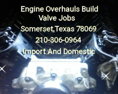 Engine Overhauls Repairs 8303462568