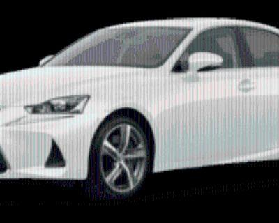 2018 Lexus IS IS 300 AWD