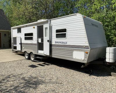 2006 Springdale Clearwater Edition 260 Travel Traile