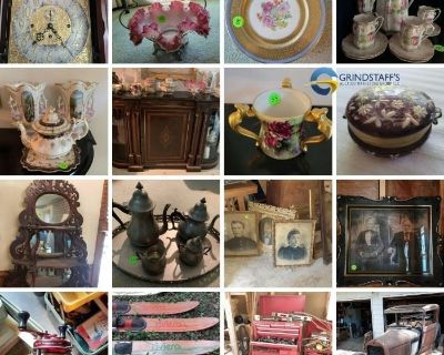 New Kent Estate Auction 60+ Years Accumulation