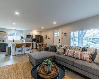 Reuter Modern Remodeled Home GYM 1 Mile to Downtown - Broderick