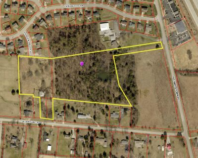 9.95 ACRES FOR DEVELOPMENT! OLD BARDSTOWN RD