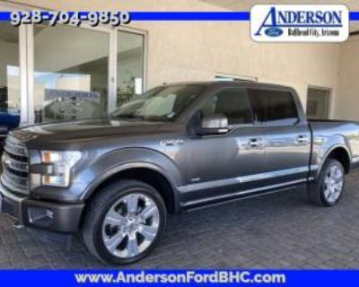 2017 Ford F-150 Limited SuperCrew 5.5' Box 4WD
