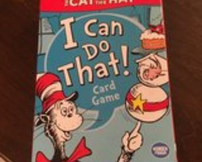Cat in the Hat Card Game