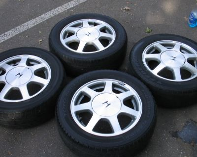 WTB: 94-95 OEM 15 In 7 Spoke wheels