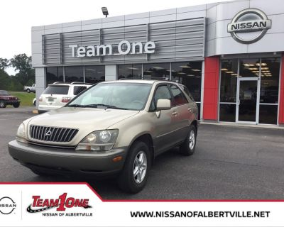Pre-Owned 2000 Lexus RX 300 300 4WD Sport Utility