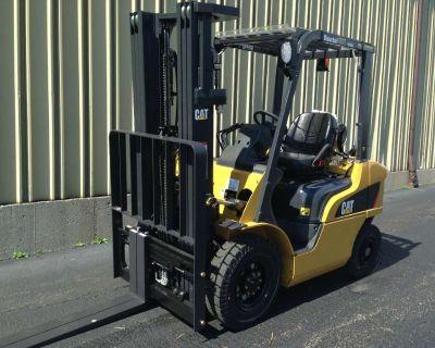 2016 CAT Lift Trucks GP25N