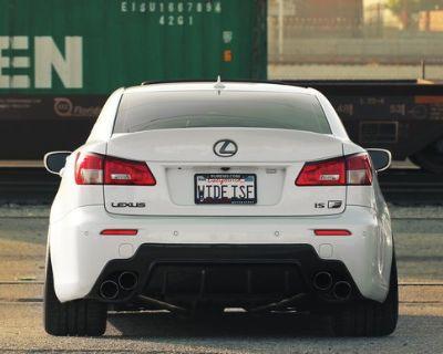 WTB Lexus ISF