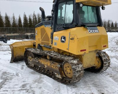 2015 John Deere Construction 650K