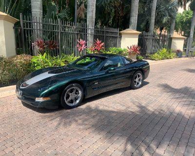 Used 2001 Chevrolet Corvette Coupe