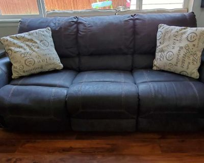 Nice electric couch