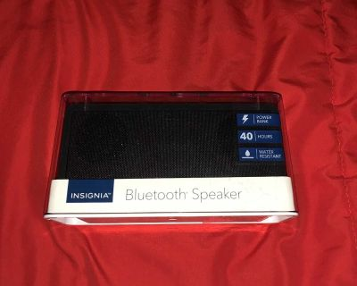 Bluetooth speaker with built in power bank