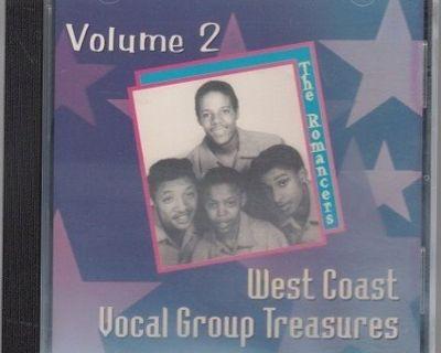 West Coast Group Treasures Volume 2*CD !